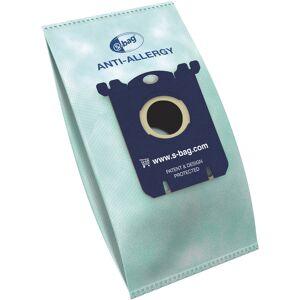 Electrolux E206B Hygiene Anti-Allergy S-bag-dammsugarpåsar (4 st)