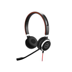Jabra Headset Jabra Evolve 40 MS stereo, USB & 3.5mm
