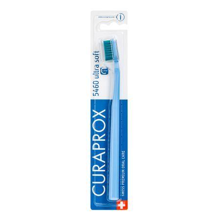 Curaprox Escova dental CURAPROX adulto ULTRA MACIA CS 5460B - Azul Claro