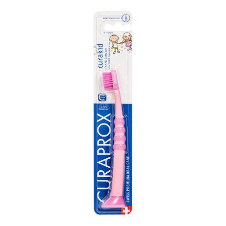 Curaprox Curakid Escova dental infantil CURAPROX - CK 4260 - Rosa