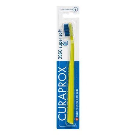 Curaprox Escova dental CURAPROX adulto ULTRA MACIA CS 5460B - Amarela