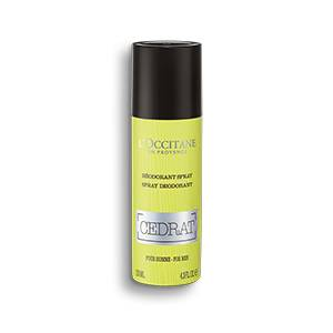 L'OCCITANE en Provence L'OCCITANE Desodorante Spray Cedrat para Homem