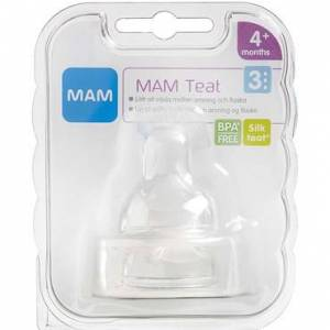 MAM Flaskesut Str. 3 2 stk