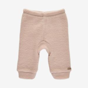 Celavi bukser i uld - Light Taupe - 70
