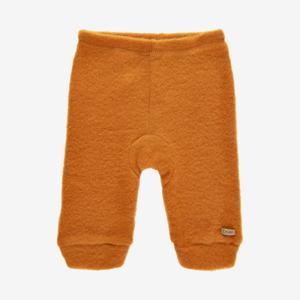 Celavi bukser i uld - Pumpkin Spice - 70