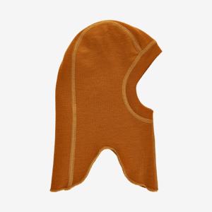 Celavi elefanthue i uld (dobbeltlag) - Pumpkin Spice - 70