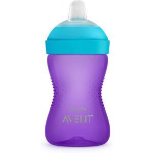 Soft Spout Cup Purple 1 stk Baby Tilbehør