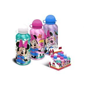 Disney Minnie Vannet Flasken I Aluminium, 500 Ml