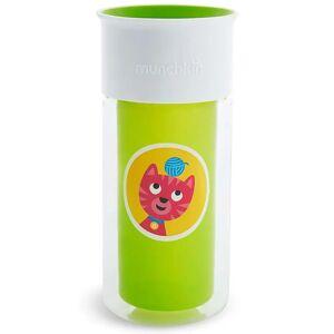 Munchkin Isolert kopp personalisert Miracle 360° grønn
