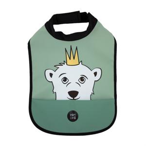 babyLivia, Smekke Isbjørnen Isak, Grønn