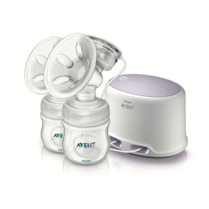 Philips Avent, Natural Elektrisk Brystpumpe Duo