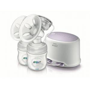 Philips Avent, Natural Elektrisk Brystpumpe Duo