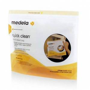 Medela 5pk Quick Clean