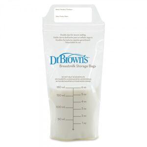 Dr.Brown`s Dr.Brown Fryseposer 25pk