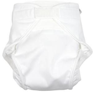 ImseVimse Soft Cover Blöjbyxa White M 8-11 kg