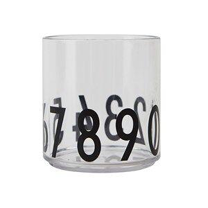 Design Letters Personligt Glas 123 Koppar