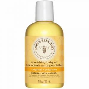 Burt's Bees Baby Bee Nourishing Body Oil (115ml)