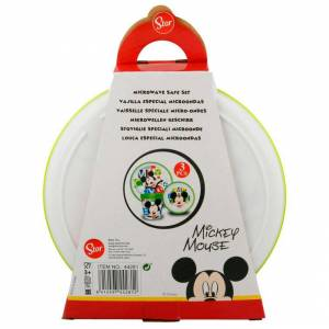 Disney Mickey premium breakfast set