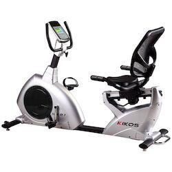 Kikos Bicicleta Ergométrica Kikos KR9.1 Bivolt - CINZA/PRETO