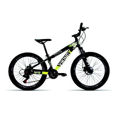 Bicicleta Aro 26 Vikingx X25 Tuff 21 Velocidades Relao Shimano Aro Vmax - Unissex