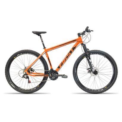 Bicicleta Aro 29 First Smitt 21 Velocidades Relao Index Freio a Disco Suspenso - Unissex