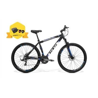 Bicicleta Gts Obstaculo 2.0 Aro 29 Freio Disco Cmbio Shimano 24 Marchas E Amortecedor - Unissex