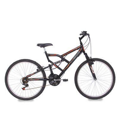 Bicicleta Mormaii Aro 26 Full Fa 240 - Unissex