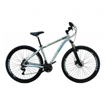 Bicicleta MTB Monaco Zeus Aro 29 24Vel Freio Disco Cmbios Shimano - Unissex