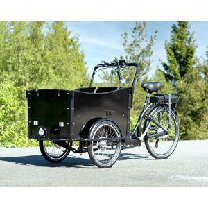 ingarden-1 Elsykkel - cargo bike med 6 gir