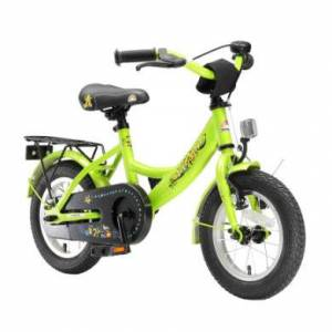 star Trademarks BIKESTAR® Premium Barncykel 12 green