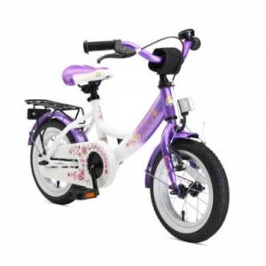 star Trademarks BIKESTAR® Premium Barncykel 12 Lila/white