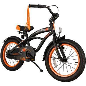 star Trademarks BIKESTAR® Premium Design Barncykel 16 black