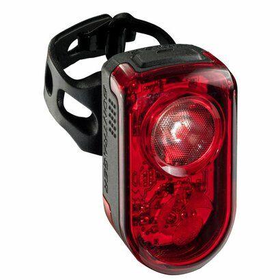 Lanterna Bontrager Flare R Recarregável via USB - 65 Lumens - Unissex