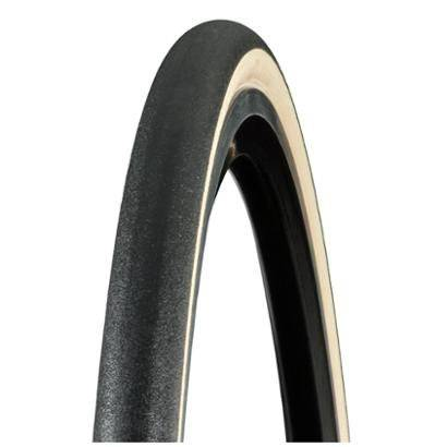 Pneu Bontrager R4 Tubular 700 x 23C Hard-Case Lite Natural Com Faixa - Unissex