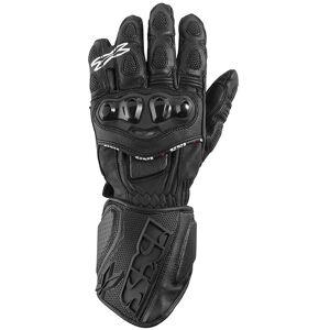 IXS RS-300 Moottoripyörän käsineet  - Musta - Size: 4XL