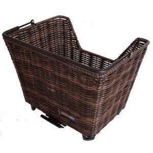 Birk Atran Velo kurv, PICNIC basket model M, Brown, AVS