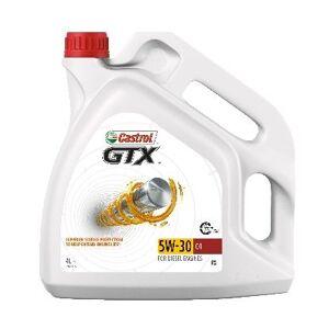 CASTROL Motorolje GTX 5W-30 C4 15901C