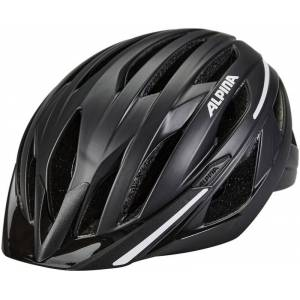 Alpina Haga Hjelm Svart 55-59cm 2021 MTB-hjelmer