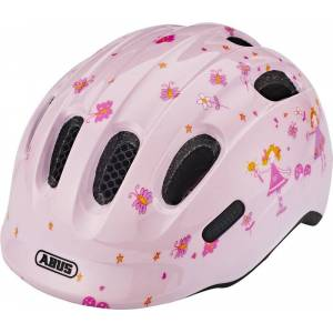 ABUS Smiley 2.0 Helmet Barn rose princess S   45-50cm 2019 Barn- og juniorhjelmer