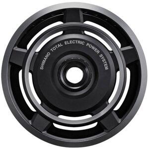Shimano Steps SM-CRE60 Kjettingring Innvendig + utvendig beskyttelsesskjerm Svart 44T 2021 El-sykkel Kjederinger