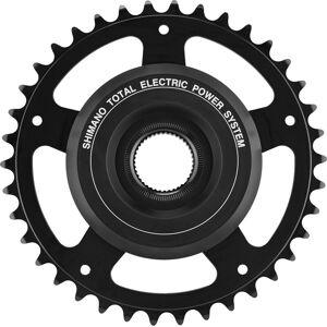 Shimano Steps SM-CRE60 Kjettingring Svart 38T 2021 El-sykkel Kjederinger