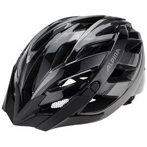 Alpina Panoma 2.0 Hjelm grå/svart 56-59cm 2021 MTB-hjelmer