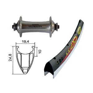 Bike-Parts Sykkel deler 28 tommer forhjul Mavic CXP + Shimano Ultegra (QR)