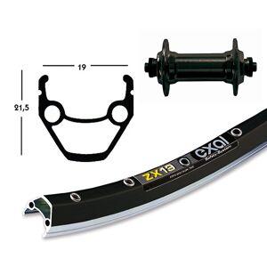 Bike-Parts Sykkel deler 26 hjul Exal ZX 19 + standard senteret ALU (QR)