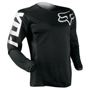FOX Blackout Motocross Jersey Svart XL