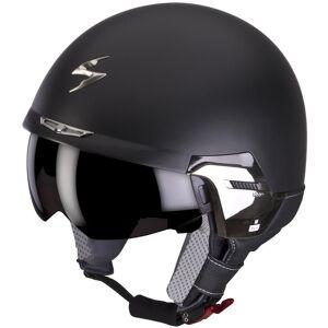 Scorpion Exo 100 Padova II Jet hjelm Svart 2XL