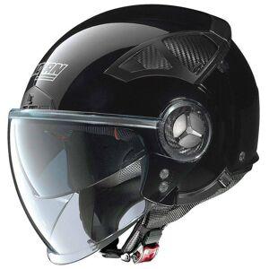 Nolan N33 Evo Classic Jet hjelm Svart M