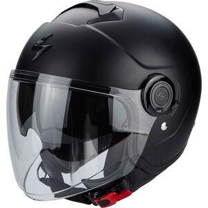 Scorpion Exo City Solid Jet hjelm Svart 2XL