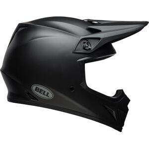 Bell MX-9 Mips Solid Motocross hjelm L Svart