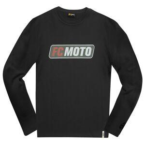 FC-Moto Ageless Langermet skjorte S Svart